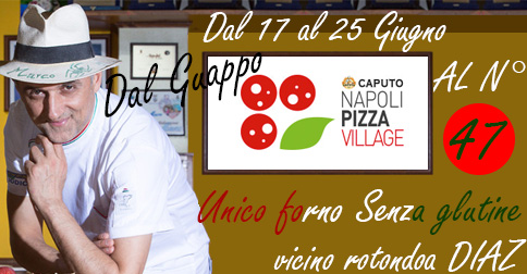 Al pizza village marco amoriello